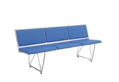 bürosit bekleme,ikili bekleme,ikili kanepe,bürosit koltuk,metal ayaklı,döşemeli,bekleme koltuğu