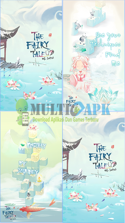 Game A Fairy Tale of Lotus Apk Mod