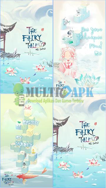 Game A Fairy Tale of Lotus Apk Mod