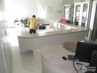 Meja Laboratorium Komputer - Furniture Semarang