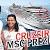 Nós fomos no Cruzeiro MSC PREZIOSA - Parte 1