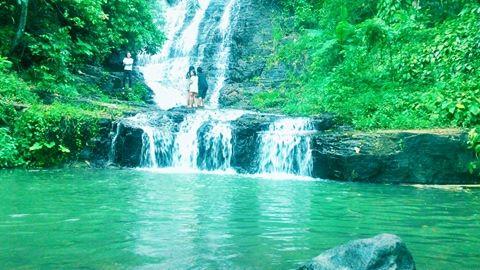 Air Terjun Podomoro Lampung Utara