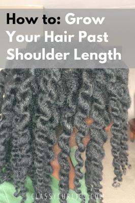 hair past shoulders