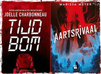 Joelle Charbonneau, Marissa Meyer, Karakter, Blossom Books