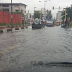 Lagos Police temporarily close Ahmadu Bello road following serious flood