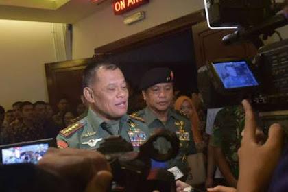 Tangan-tangan Luar Ikut Bermain, Panglima TNI: Rizieq Shihab Jadi Korban Propaganda Australia