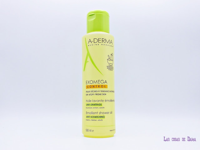 Exomega Control A-Derma dermatitis atópica regalasonrisas salud farmacia pierre fabre atopia EDA