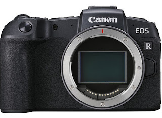 Canon EOS RP Firmware Version 1.1.0 Update for Windows and Mac