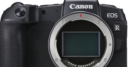 Canon Camera News 2019: Canon EOS RP Firmware Version 1 1 0