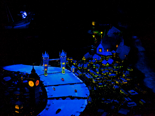 Peter Pan's Flight no Magic Kingdom na Disney