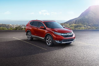 ALL NEW HONDA CR-V BAKAL MADE IN KARAWANG