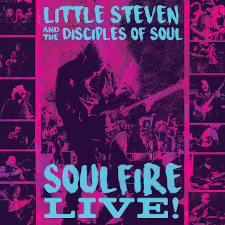 Little Steven & the Disciples of Soul's Soulfire Live!