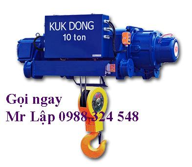 palang cáp điện Kukdong