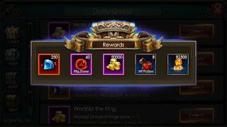 Cara mendapatkan banyak Diamond Gratis di Legacy of Discord