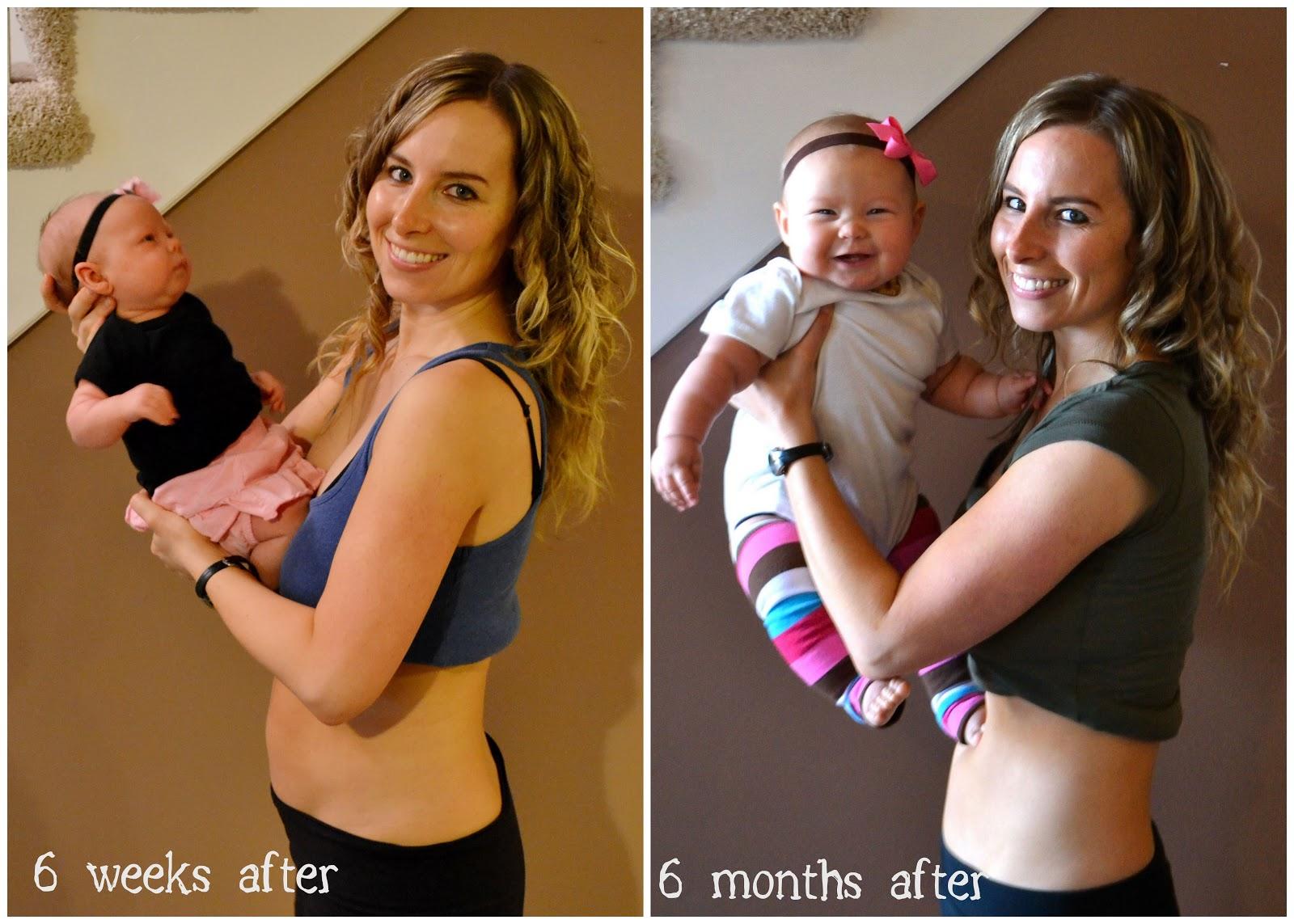 Ashley's Green Life: Body After Birth