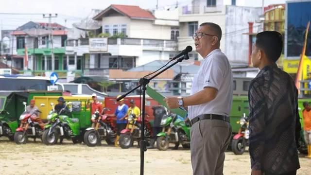 Perangi L68T, Wali Kota Payakumbuh Angkat Ustad Jadi Kasatpol PP