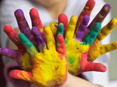 كيف تستخدم الألوان في التسويق