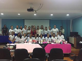 POLICIAIS MILITARES FEMININOS PARTICIPAM DO DIA DA BELEZA NO 14º BPM/I
