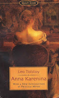 Anna Karenina by Leo Tolstoy book cover and review
