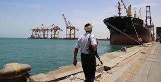 5 Petugas Pelabuhan Hudaidah Meninggal Karena Pelanggaran yang Dilakukan Teroris Syiah Houtsi