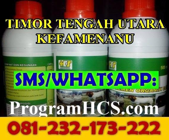 Jual SOC HCS Timor Tengah Utara Kefamenanu