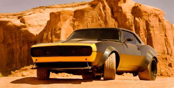 bumble bee car mode transformers 4
