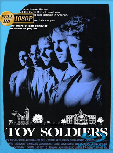 Toy Soldiers (1991) HD [1080p] Latino Dual [GoogleDrive] ​TeslavoHD