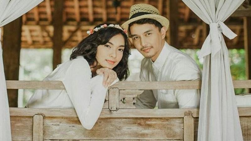 Tika Bravani dan Dimas Aditya