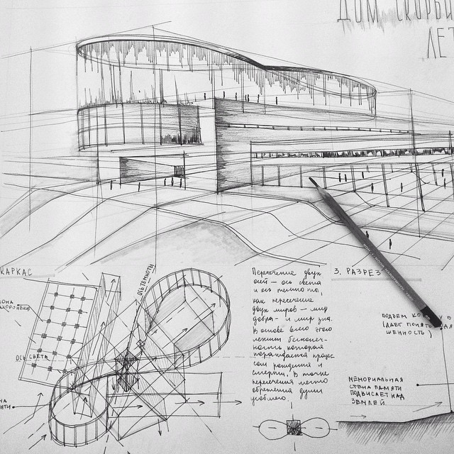 09-The-Concept-of-Crematorium-Milyausha-Garaeva-Impressive-Detailed-Architectural-Drawings-www-designstack-co