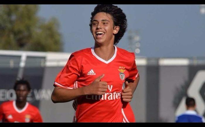 João Félix, jovem promessa do Benfica