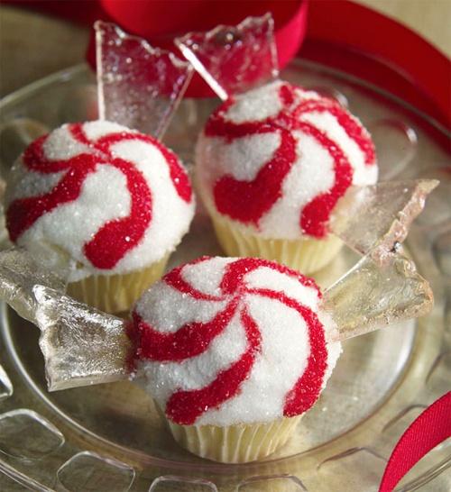 Christmas Cupcake Decoration Ideas : Let's Celebrate