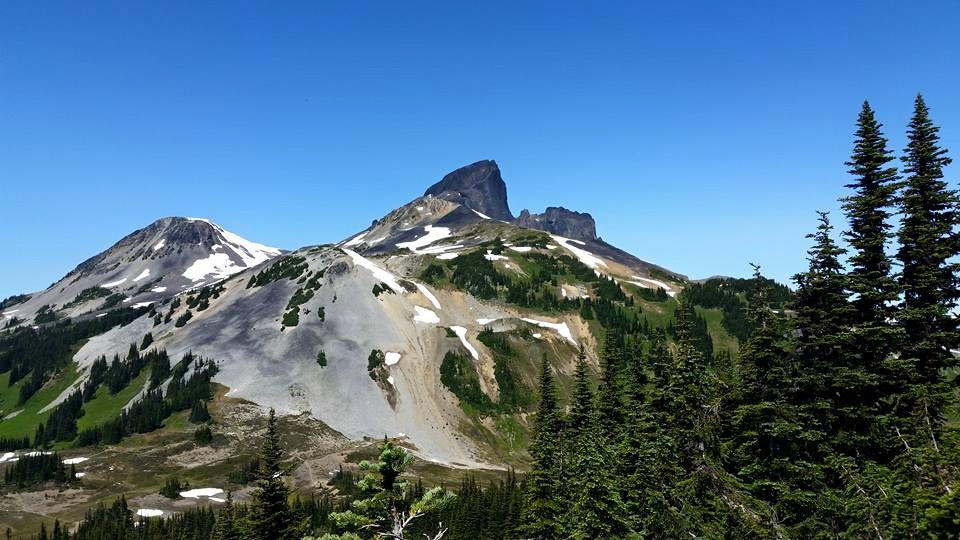Road trip blogger the most epic hike weve done black tusk and in my opinion one particular trail stands out far above the rest the whistler and garibaldi park region black tusk sciox Gallery