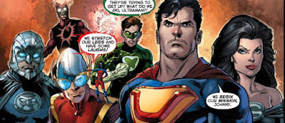 Secret Society of Super-villains, Kelompok Penjahat Super dari DC Comics