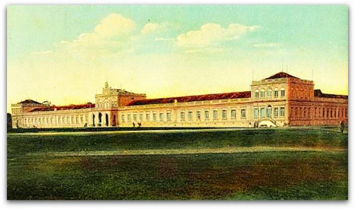 Escola Preparatória e de Táctica, 1900, Porto Alegre