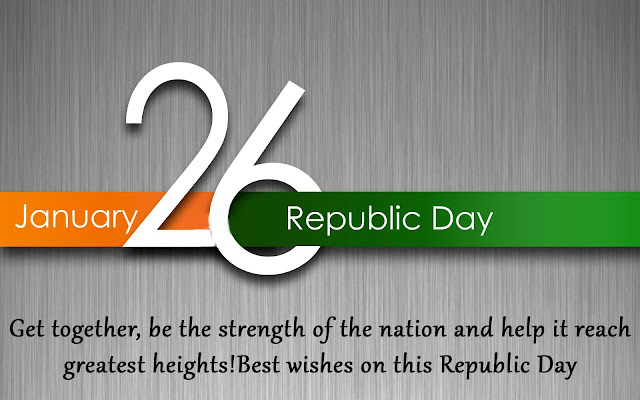 Happy Republic Day Pictures in English