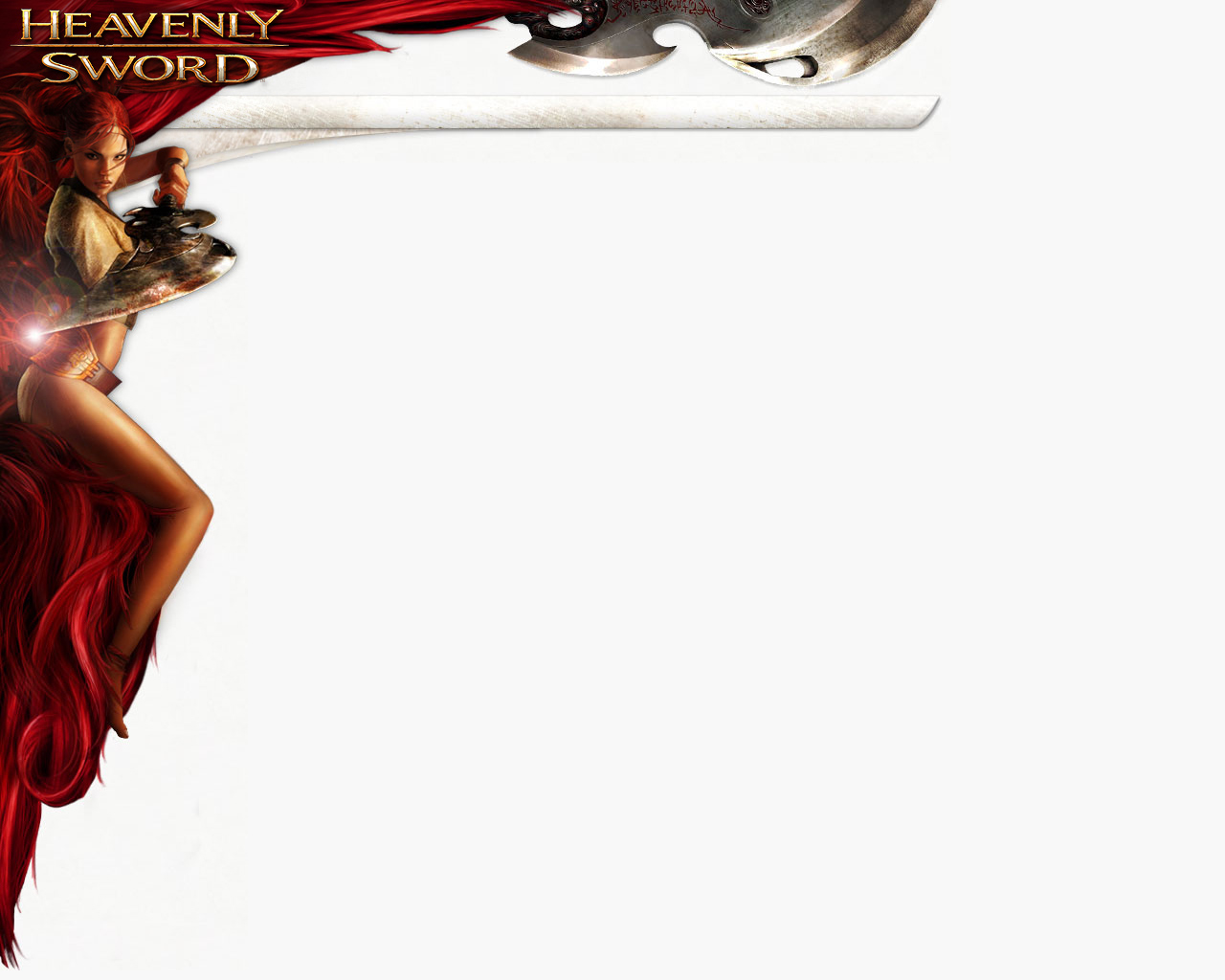 Heavenly Sword - Playstation 3 Review | Chalgyr's Game Room