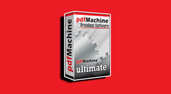 Download Broadgun pdfMachine Ultimate 15.13 Full Version