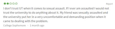 UTK sexual assault cases