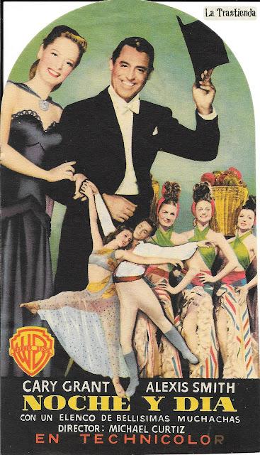 Noche y Día - Programa de Cine - Cary Grant - Alexis Smith