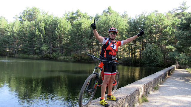 AlfonsoyAmigos - Rutas MTB  - Embalse Arroyo Toril