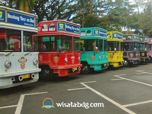 Tarif Bus Bandros Bandung Terbaru 2018