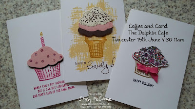 Coffee and Card www.jeminicrafts.co.uk