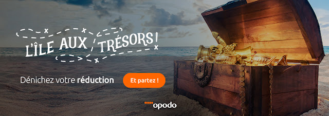 promo opodo: réduction vol, hotel, location voitures