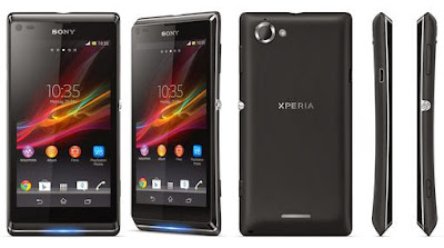 Sony, Sony Xperia L, Xperia L, Android 4.4, Android 4.4 KitKat, Android KitKat