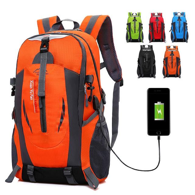 Multifunction bagpack at myratos.com