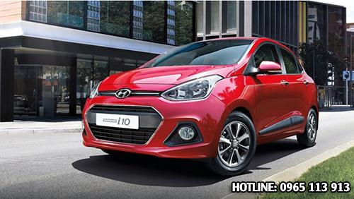 Hyundai Grand i10 sedan 2016 giá bao nhiêu tại Hai Phong
