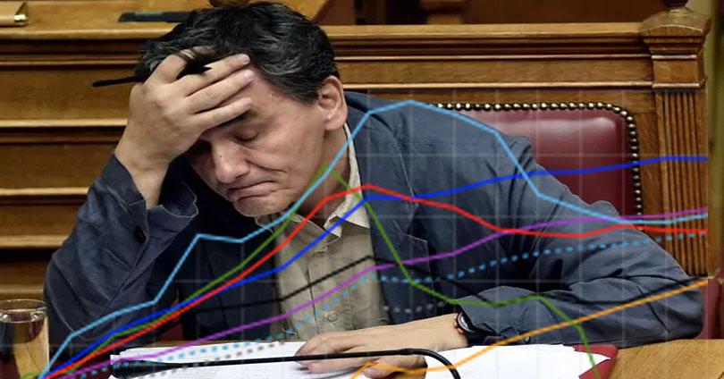 Μείον 98% η Αξία των Ελληνικών Τραπεζικών Μετοχών την 4ετία ΣΥΡΙΖΑ