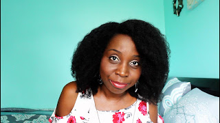 Long African Nigerian Natural Hair | DiscoveringNatural