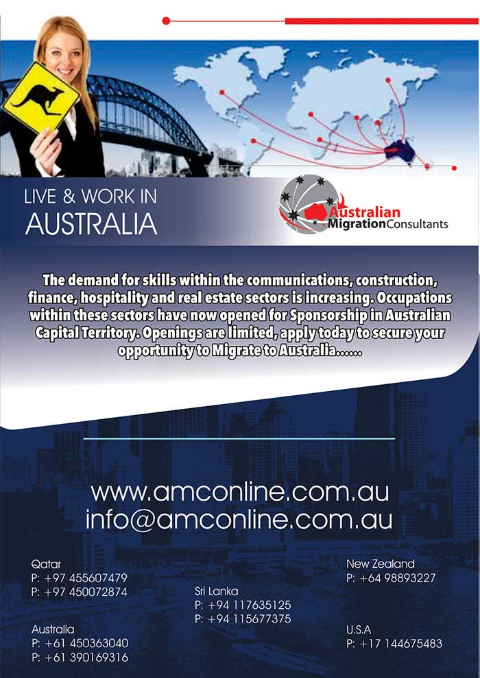 Our firm provides comprehensive immigration representation to clients located throughout Australia and the world. We provide the highest quality of service and utmost level of support to our clients. We take great care to develop a strong client relationship, coupled with efficient communication.