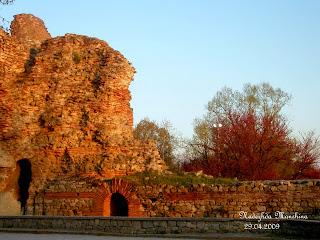 Курорт Хисаря, Болгария. Септимий Север лечился от подагры целебными водами и основал курорта Хисар,